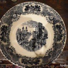 Antigüedades: ANTIGUA ENSALADERA CARTUJA. Lote 113440507
