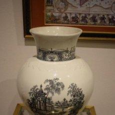 Antigüedades: JARRÓN CARTUJA. Lote 113441295