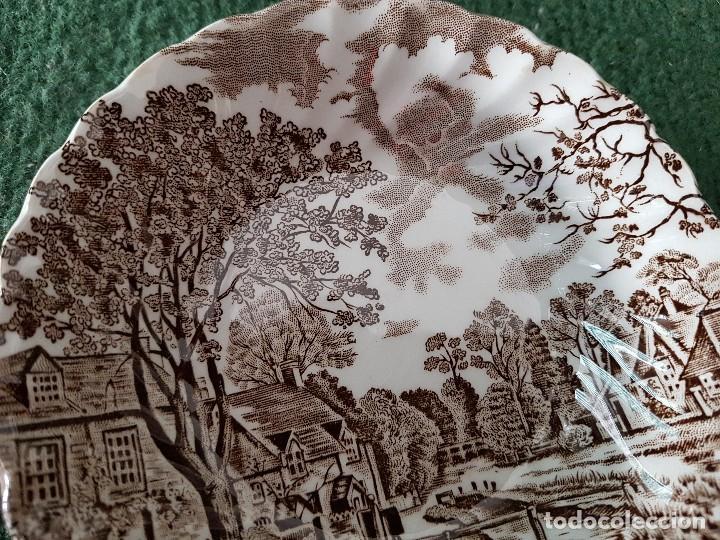 PEQUEÑO CUENCO PORCELANA INGLESA (Antigüedades - Porcelanas y Cerámicas - Otras)
