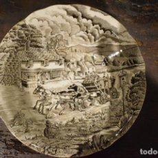 Antigüedades: CUENCO PORCELANA PONTESA. Lote 113441991