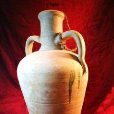 Antigüedades: ANTIGUO CANTARO AGUA CASTELLON -SEGORBE HALLADO PROVINCIA TERUEL..IMPECABLE. Lote 113469955