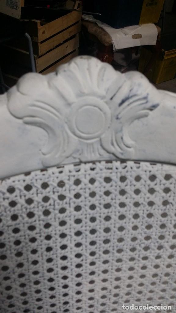 Antigüedades: tipo isabelina, posible sapelly, buen estado,chippendale - Foto 3 - 113481943