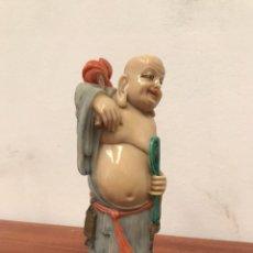 Antigüedades: ANTIGUA FIGURA CHINA. Lote 113494922