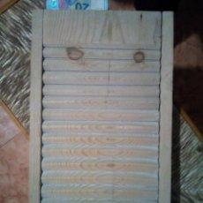 Oggetti Antichi: TABLA DE LAVAR. Lote 113529911