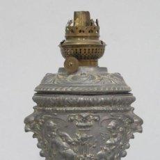 Antigüedades: ANTIGUO QUINQUE KOSMOS. ESTAÑO. SIGLO XIX. Lote 113583527