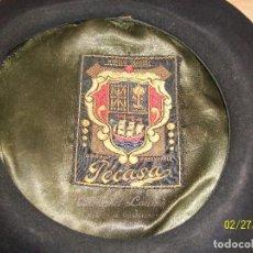 Antigüedades: BOINA FRANCESA PECASA. Lote 113628679