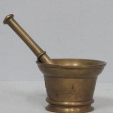Antigüedades: ALMIREZ DE BRONCE. SIGLO XVIII-XIX. Lote 113643027