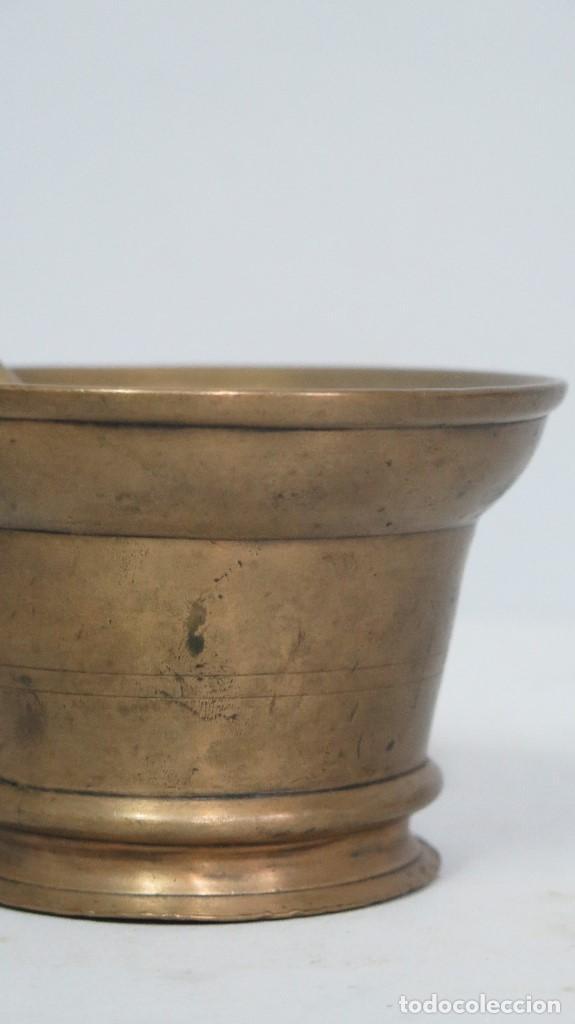 Antigüedades: ALMIREZ DE BRONCE. SIGLO XVIII-XIX - Foto 3 - 113643027