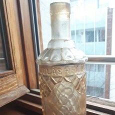 Antigüedades: ANTIGUA BOTELLA NIETOS DE NICOLAS REGAS - GERONA. Lote 113646759