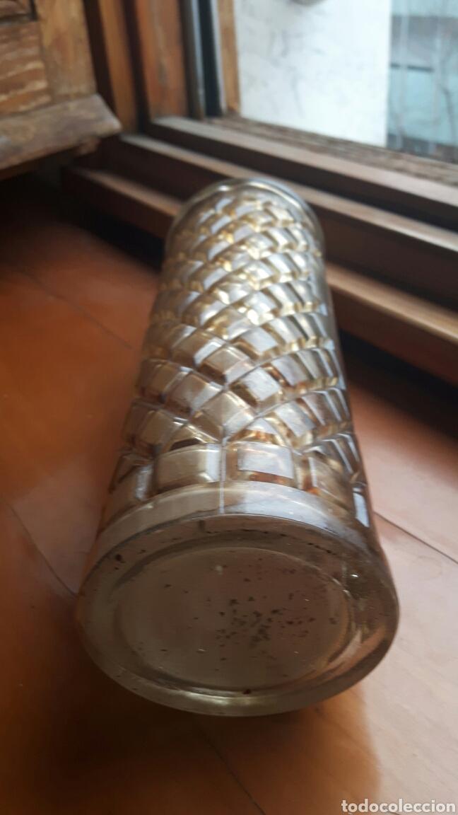 Antigüedades: Antigua botella NIETOS de NICOLAS REGAS - GERONA - Foto 3 - 113646759