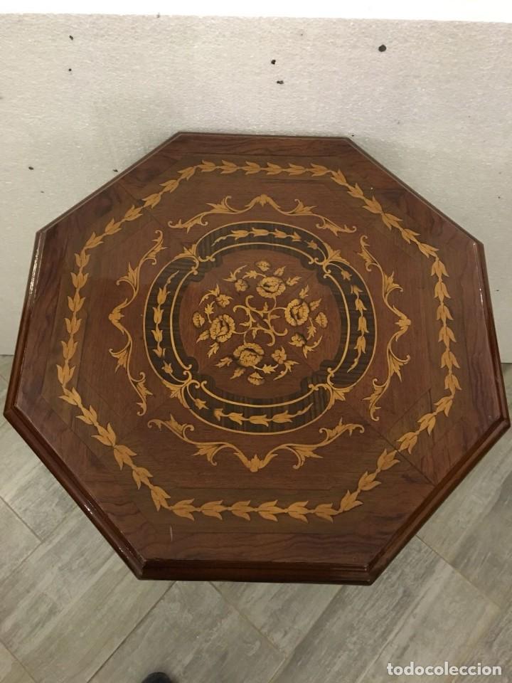 Antigüedades: VELADOR ESTILO IMPERIO - Foto 4 - 113686651