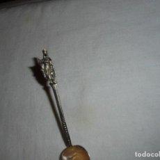 Antigüedades: CUCHARILLA COLECCION SANTIAGO CUÑADA 925-G Y DIBUJO. Lote 113717203