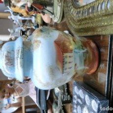 Antigüedades: JARRON DE PORCELANA FRANCESA . Lote 113723379