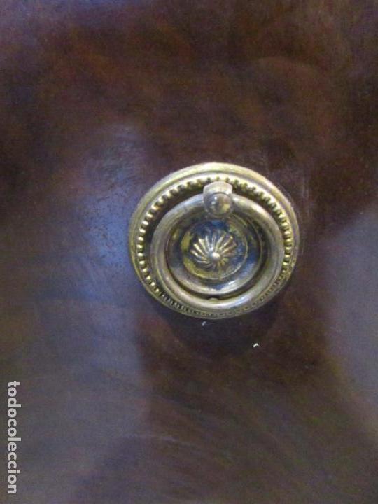 Antigüedades: Antiguo Mueble Aparador - Mesa, Cómoda - Bufet Victoriano, Inglés - Madera Caoba - S. XIX - Foto 19 - 113738307
