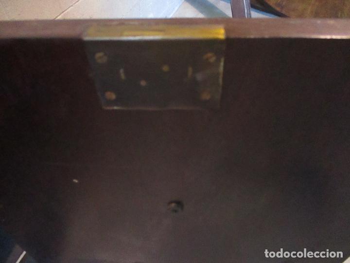 Antigüedades: Antiguo Mueble Aparador - Mesa, Cómoda - Bufet Victoriano, Inglés - Madera Caoba - S. XIX - Foto 21 - 113738307