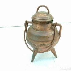 Antigüedades: OLLITA COBRE. Lote 113851039