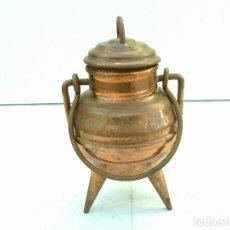 Antigüedades: OLLITA COBRE. Lote 113851651