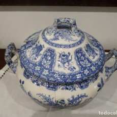 Antigüedades: SOPERA COPELAND-GARRETT. Lote 113915243