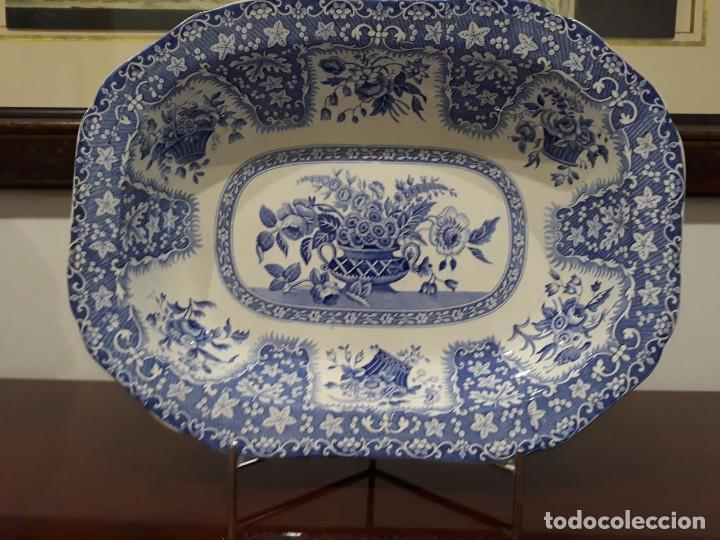 Antigüedades: BANDEJA COPELAND-GARRETT - Foto 7 - 113915295