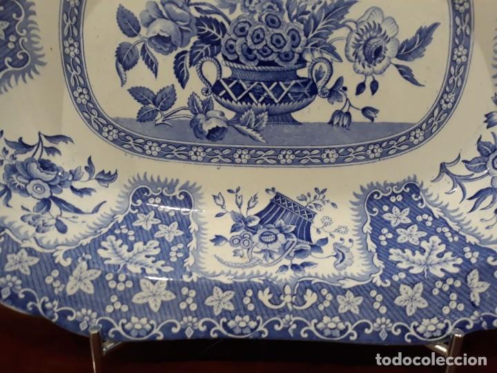 Antigüedades: BANDEJA COPELAND-GARRETT - Foto 9 - 113915295