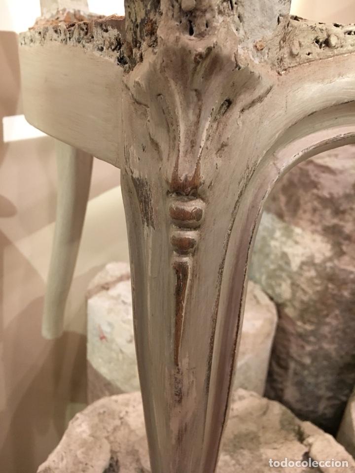 Antigüedades: Pareja de sillas francesas siglo XIX - Foto 4 - 113945512
