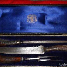 Antigüedades: ESTUCHE DE TRINCHADOR. ENGLAND.. Lote 114027099