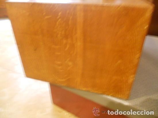 Antigüedades: Mueble Archivador Roble americano. 6 cajones. Fichero. Marca WA LIMP Barcelona - Foto 7 - 114050087