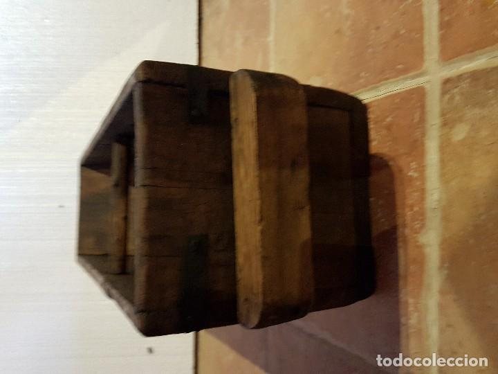 Antigüedades: MEDIA FANEGA - Foto 3 - 114061839