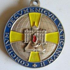 Antigüedades: JUAN XXIII- 33 MM- CONCILIO VATICANO II. Lote 114067287