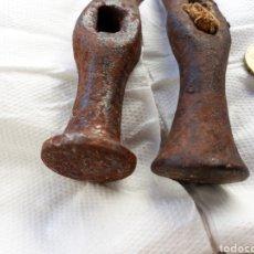 Antigüedades: MARTILLO ZAPATERO HOJALATA. Lote 114078010