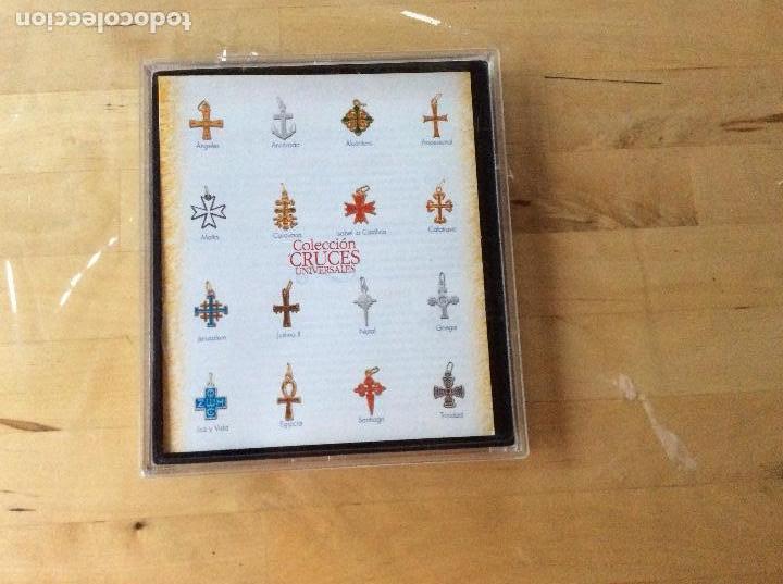 Antigüedades: Colección cruces universales - Foto 2 - 129371776