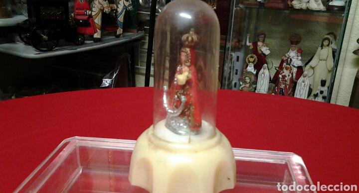 Antigüedades: Fanal antiguo de la Virgen - Foto 3 - 114094967
