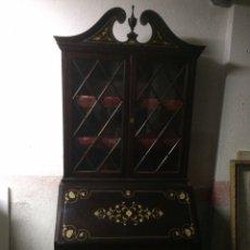 Antigüedades: ANTIGUO MUEBLE SECRETER. Lote 114128976