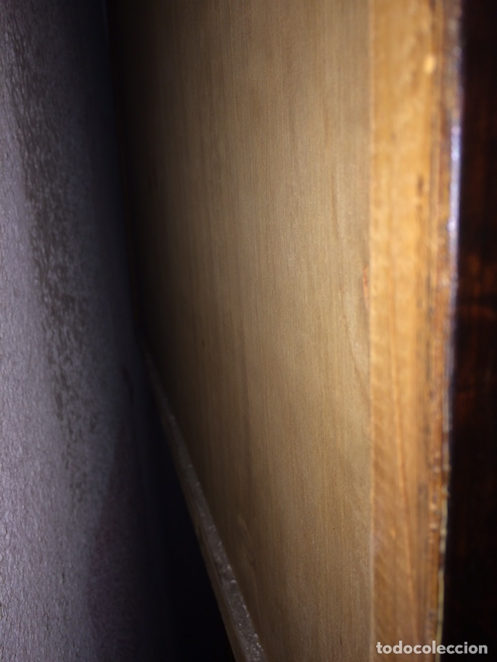 Antigüedades: Antiguo mueble secreter - Foto 11 - 114128976