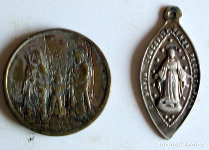 Antigüedades: 2 DE LEON XIII- - Foto 2 - 114144119