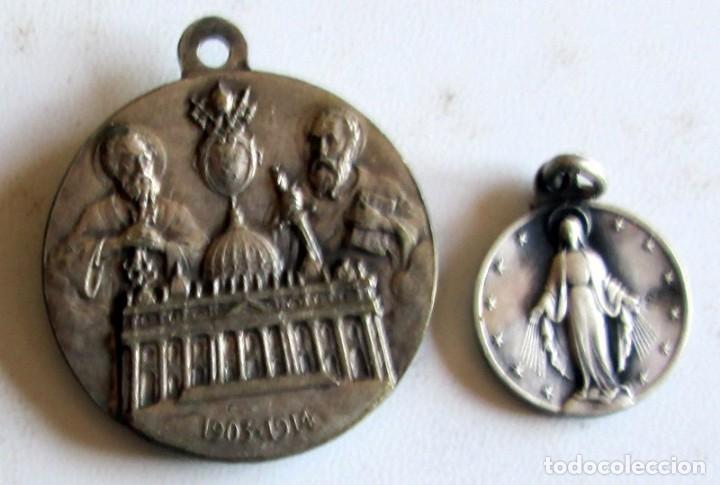 Antigüedades: 2 DE PIO X - Foto 3 - 114144591