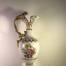 Antigüedades: FIGURA PORCELANA- JARRÓN/TIBOR 2- ROYAL DUX- 30 CM. Lote 114183267