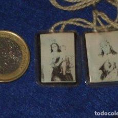 Antigüedades: ESCAPULARIO.. Lote 114188627