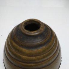 Antigüedades: REMATE BARRA CORTINA O SIMILAR. METAL. Lote 114204291