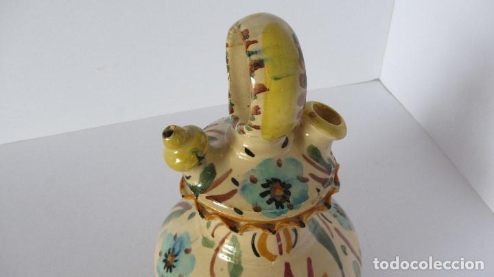 Antigüedades: BOTIJO DE MANISES - Foto 4 - 114213431