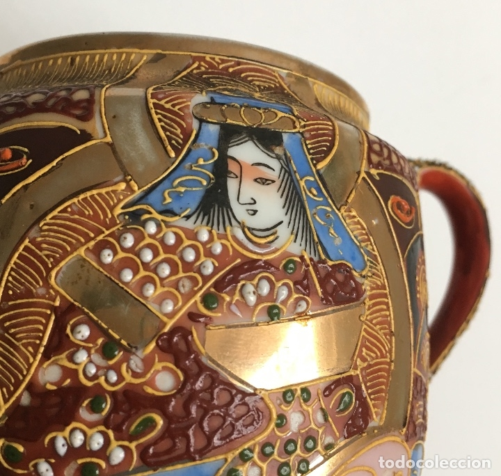 Antigüedades: Cerámica japonesa - Foto 4 - 114241991