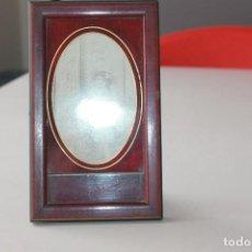 Antiquités: AUTÉNTICO MARCO MODERNISTA PARA FOTOGRAFÍA, 18,50X11 CM. Lote 114346499