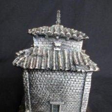 Antigüedades: PALOMAR EN PLATA 999 MILE. REALIZADO CON LA TECNICA DE ELECTROFORMING, FIRMADO POR ANTONIO ZUÑIGA. Lote 114350487