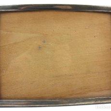 Antigüedades: MARCO DE PLATA. MARCA AÑOS 50.. Lote 114355979