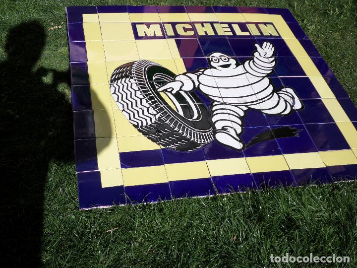 MOSAICO MICHELIN 1,20 X 1,20 (Antigüedades - Porcelanas y Cerámicas - Azulejos)