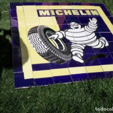 Antigüedades: MOSAICO MICHELIN 1,20 X 1,20 . Lote 114383371