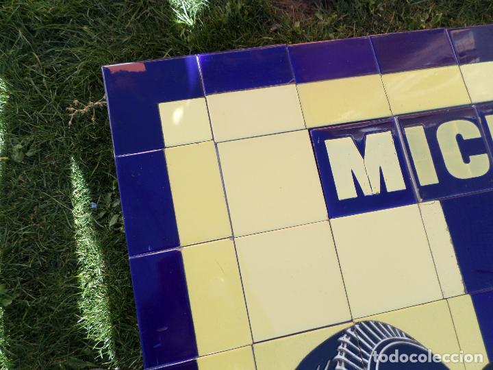 Antigüedades: MOSAICO MICHELIN 1,20 X 1,20 - Foto 3 - 114383371
