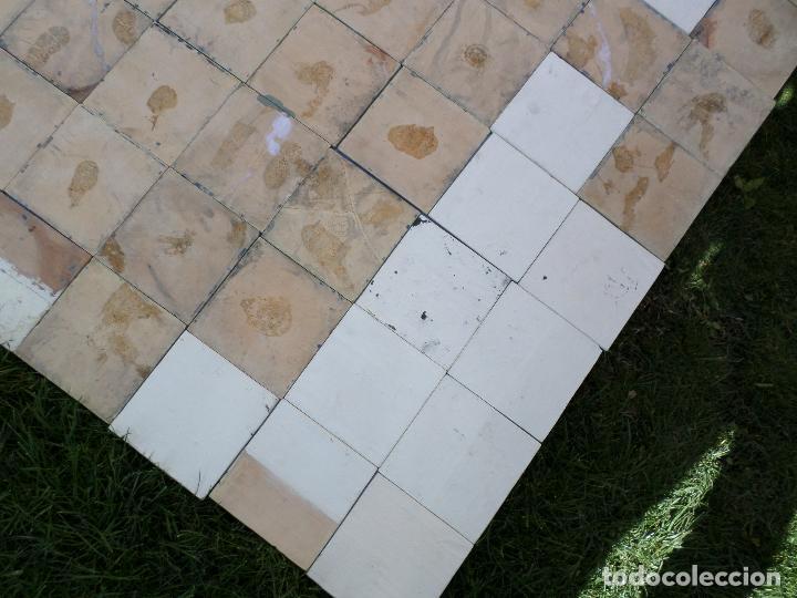 Antigüedades: MOSAICO MICHELIN 1,20 X 1,20 - Foto 8 - 114383371