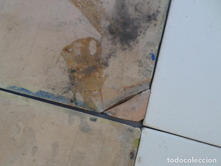 Antigüedades: MOSAICO MICHELIN 1,20 X 1,20 - Foto 11 - 114383371