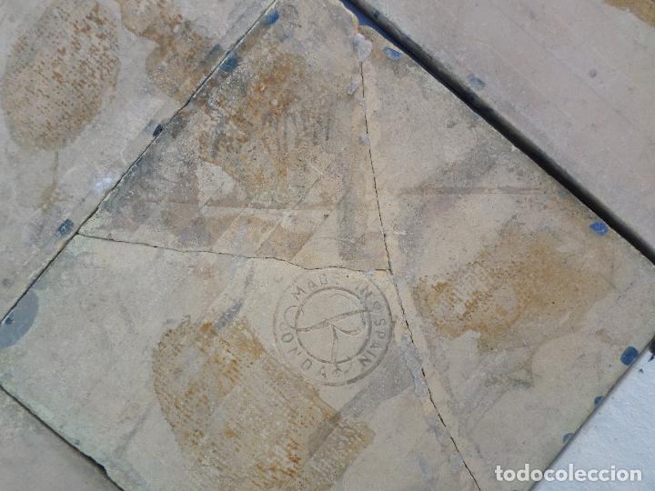 Antigüedades: MOSAICO MICHELIN 1,20 X 1,20 - Foto 15 - 114383371